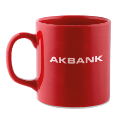 Promosyon Renkli Kupa Bardak - Promosyon Ürünleri - İstanbul Kupa Bardak Logo Baskı - Seramik Kupa Bardak Promosyon