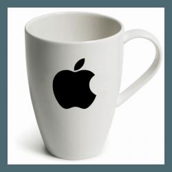 Apple Mug - Promosyon Kupa Bardak - Baskılı Kupa