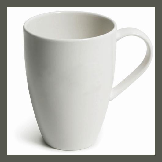 Porselen Baskılı Kupa - Porselen Kupa Toptan - Logo Baskılı Porselen - Porcelain Promotional Products