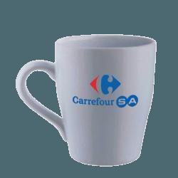 Promosyon Oval - Promotion Mug - Promosyon Ürünleri - Beyaz Seramik Kupa